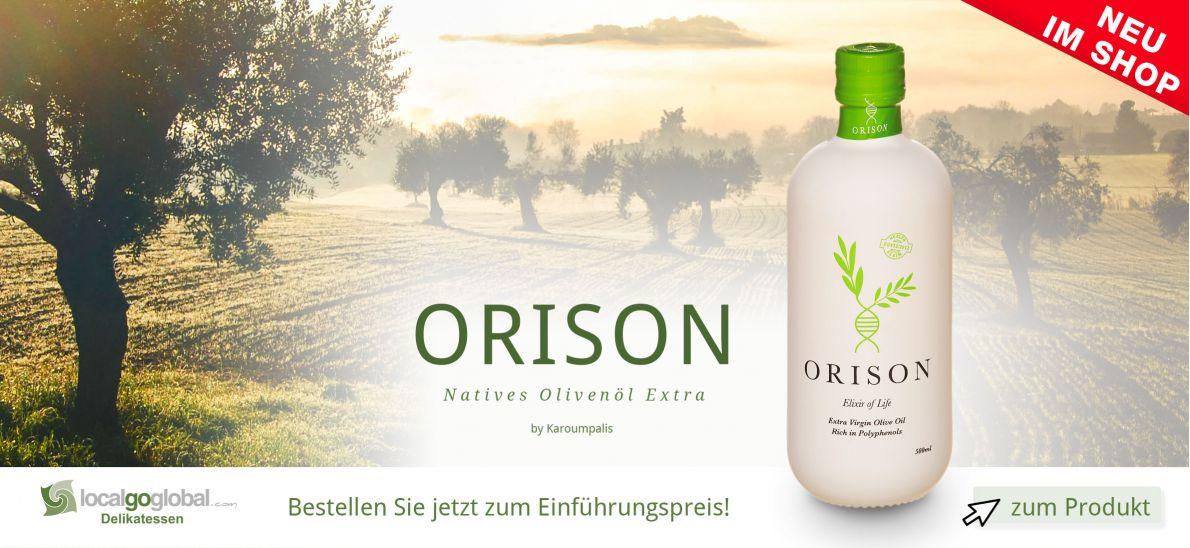 Orison by Karoumpalis