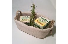 "Amalthia Products Local Go Global ""Handmade Small Basket"""