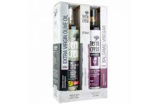 Terra Creta   Extra Virgin Olive Oil und Kretischer Balsamico ( je 250 ml)