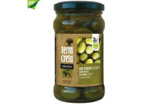 Terra Creta | Grüne BIO Oliven (160g)