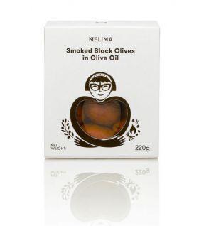 Melima | Geräucherte schwarze Oliven