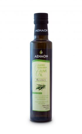 Aenaon | EVOO with Rosemary & Pepper (250ml)